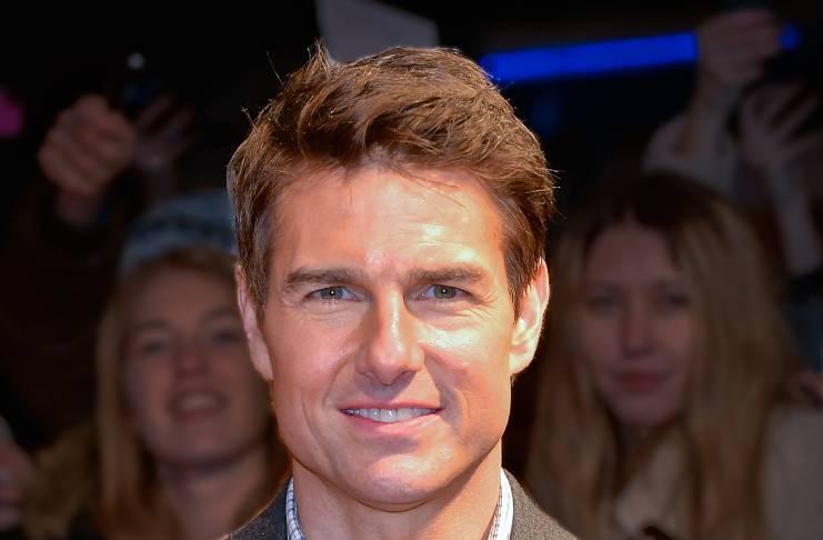 Princess Diana had a crush on Tom Cruise