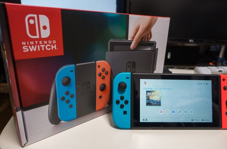 Next-gen 4K-capable Nintendo Switch strongly hinted once again