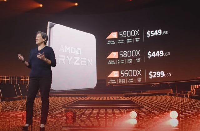 AMD Ryzen CPU prices