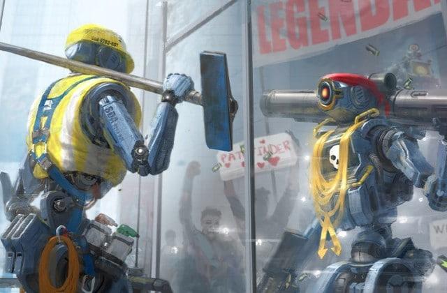 Apex Legends changes Pathfinder grapple