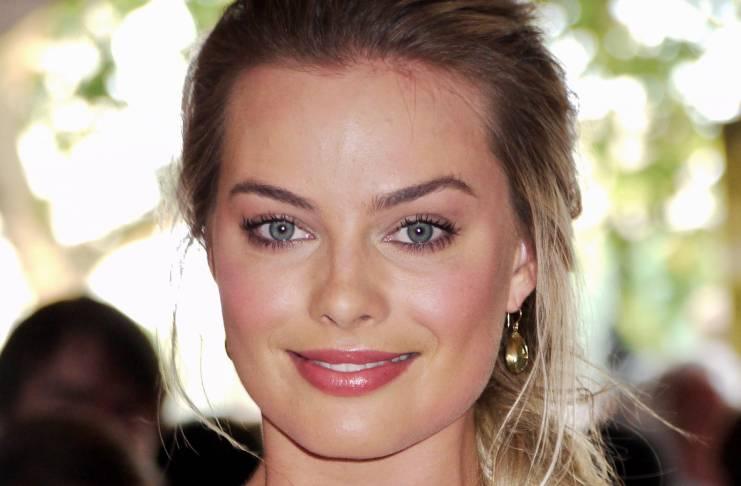 Margot Robbie secretly dating an Irish actor