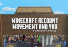Mojang's Minecraft major announcement