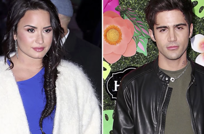 Demi Lovato family relieved that she split with Max Ehrich, source says