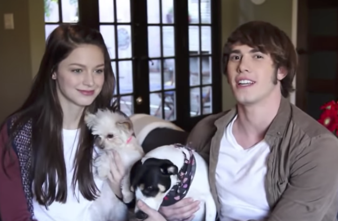 Blake Jenner also a victim in his relationship with ex Melissa Benoist