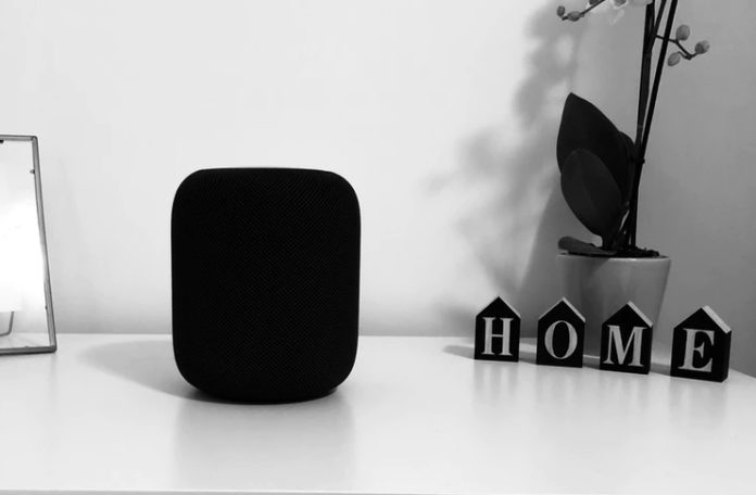 HomePod Mini, enhanced by ultra-wide bands