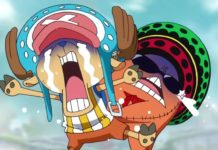 One Piece Chapter 997