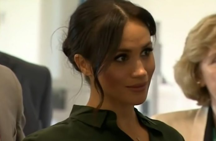 Meghan Markle confessed about her first celebrity crush