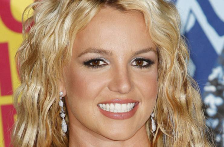Jamie Spears declares his love for Britney Spears