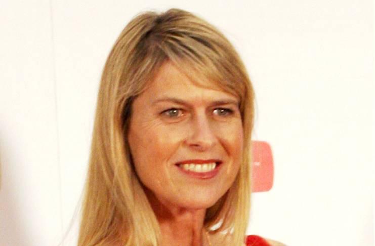 Terri Irwin helping Nicole Kidman with her husband's biopic