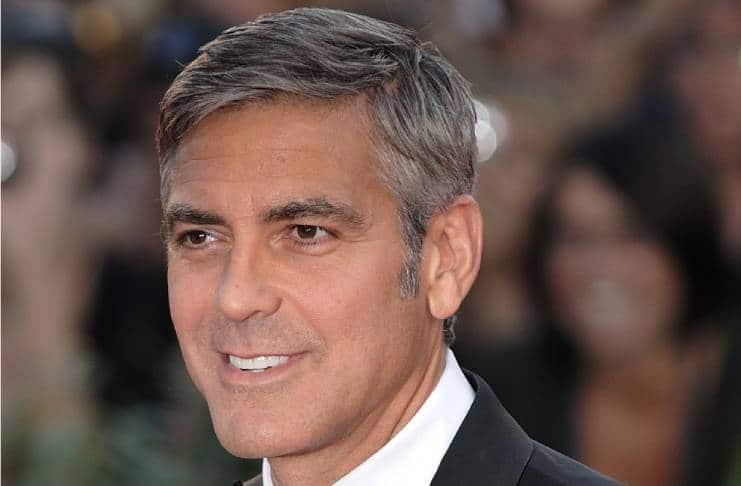 Amal Clooney, Danny Moder not thrilled over George Clooney's gig