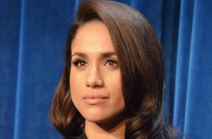 Meghan Markle didn't ask for help