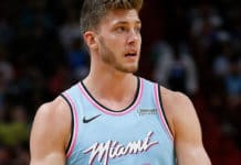 Miami Heat suspends Meyers Leonard after anti-Semitic slur on Twitch