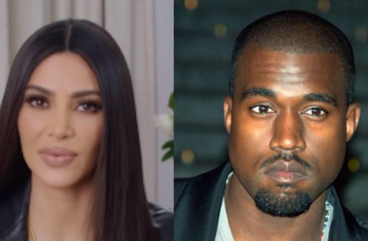 Kanye West goes on a Twitter tirade against Kim Kardashian, Kris