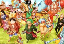 One Piece Chapter 1011