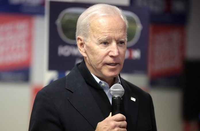 Joe Biden touts 'stunning progress,' lifts outdoor mask guidelines