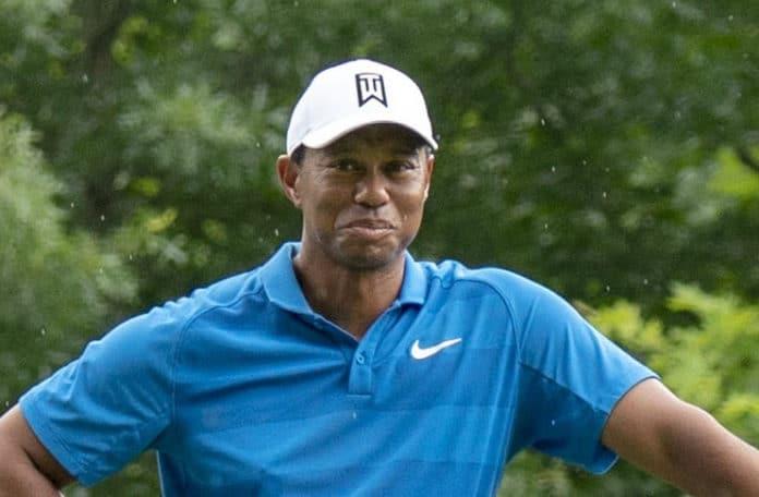 Tiger Woods asleep at the wheel during the car crash?