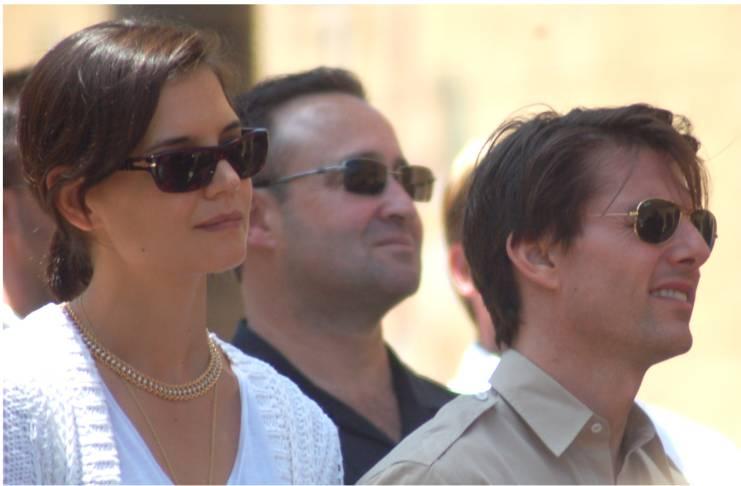Katie Holmes worried about Suri Cruise, Bella Cruise's reunion