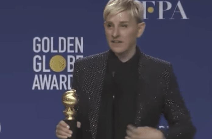 Ellen DeGeneres bids goodbye to talk show after 19 seasons