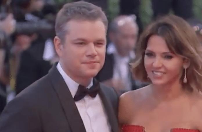 Matt Damon marriage crisis for not wearing wedding band rumor debunked