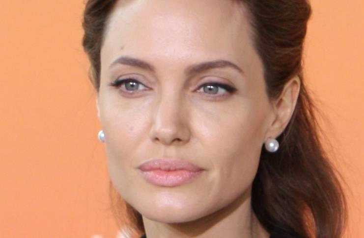 Angelina Jolie, Jonny Lee Miller friends with benefits