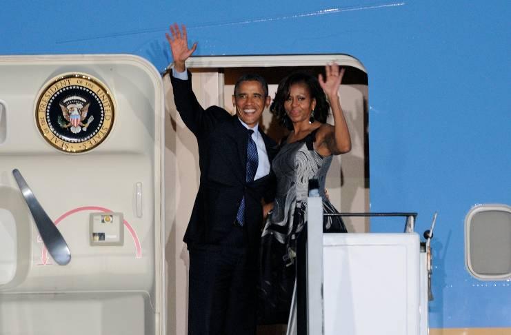 Barack, Michelle Obama on the brink of a divorce
