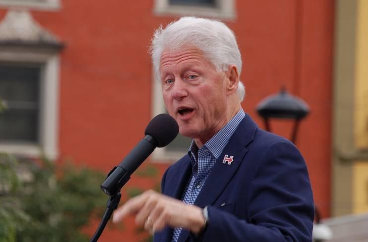 Bill Clinton, Ghislaine Maxwell rumors