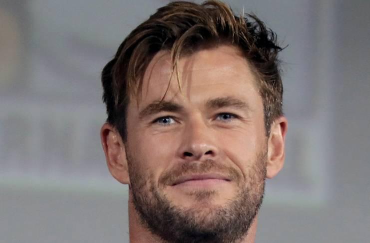 Chris Hemsworth cast in 'Shark Beach'