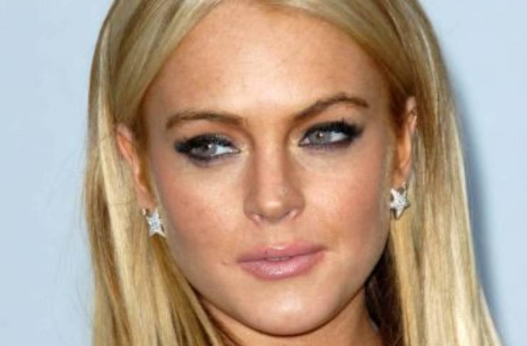 Lindsay Lohan gets her revenge on Chrissy Teigen