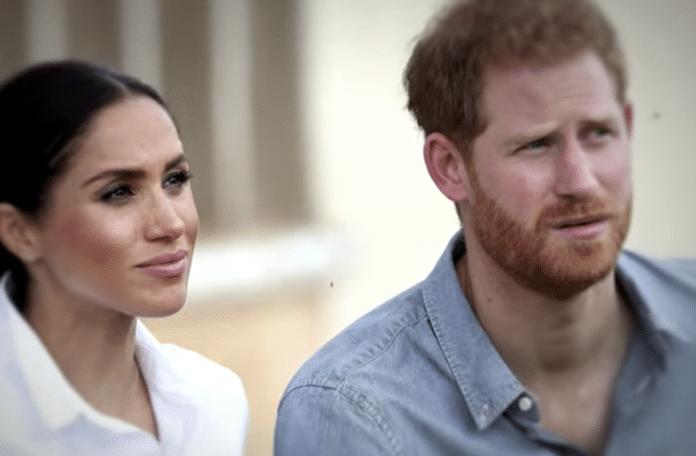 Prince Harry, Meghan Markle dubbed