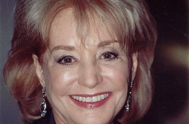 Barbara Walters wants a huge birthday party
